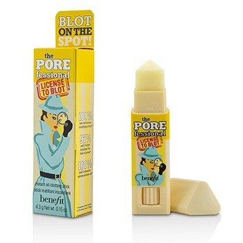 Benefit The Porefessional License To Blot Instant Oil Blotting Stick  4.3g/0.15oz
