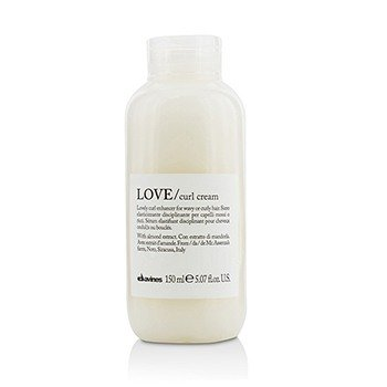 Davines Love Curl Cream (For Wavy or Curly Hair)  150ml/5.07oz