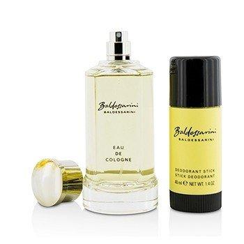 Baldessarini Coffret: Eau De Cologne Spray 75ml/2.5oz + Deodorant Stick 40ml/1.4oz  2pcs