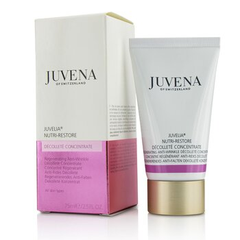 Juvelia Nutri-Restore Regenerating Anti-Wrinkle Decollete Concentrate - All Skin Types 75ml/2.5oz