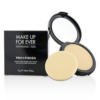 Make Up For Ever Pro Finish Multi Use Powder Foundation - # 117 Golden Ivory  10g/0.35oz