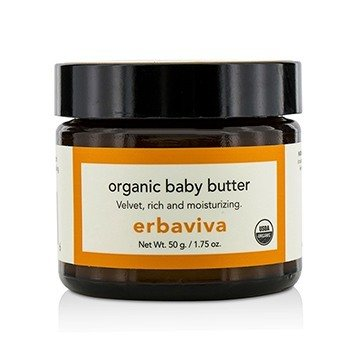 Erbaviva Organic Baby Butter  50g/1.75oz