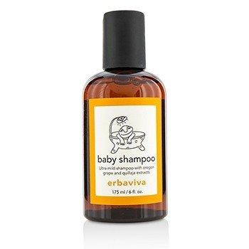 Erbaviva Baby Shampoo  175ml/6oz
