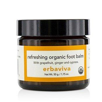 Erbaviva Refreshing Organic Foot Balm  50g/1.75oz
