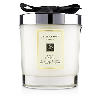 Basil & Neroli Scented Candle 200g (2.5 inch)
