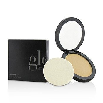 Glo Skin Beauty Pressed Base - # Natural Medium  9g/0.31oz
