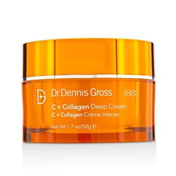 Dr Dennis Gross C+ Collagen Deep Cream  50ml/1.7oz