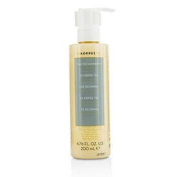 Korres Olympus Tea Cleansing Foaming Cream - All Skin Types  200ml/6.76oz