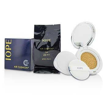 IOPE Air Cushion SPF50 With Extra Refill - #C23 (Cover Beige)  2x15g/0.525oz