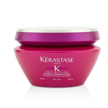 Kerastase Reflection Masque Chromatique Multi-Protecting Masque (Sensitized Colour-Treated or Highlighted Hair - Fine Hair)  200ml/6.8oz