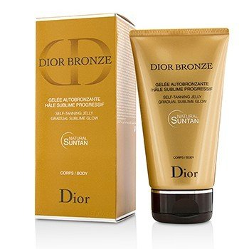 Christian Dior Dior Bronze Self-Tanning Jelly Gradual Sublime Glow Body  150ml/5.5oz