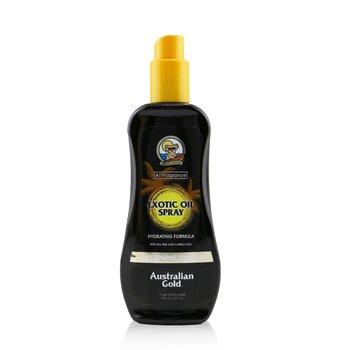 Australian Gold Dark Tanning Exotic Oil Spray  237ml/8oz