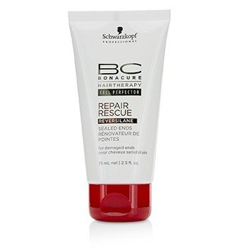 Schwarzkopf BC Repair Rescue Reversilane Sealed Ends (For Damaged Ends)  75ml/2.5oz