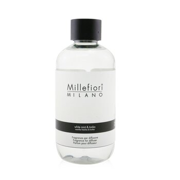 Natural Fragrance Diffuser Refill - White Mint & Tonka  250ml/8.45oz
