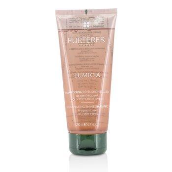 Rene Furterer Lumicia Illuminating Shine Shampoo (Frequent Use , All Hair Types)  200ml/6.7oz