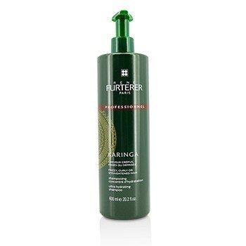 Rene Furterer Karinga Ultra Hydrating Shampoo - Frizzy, Curly or Straightened Hair (Salon Product)  600ml/20.2oz