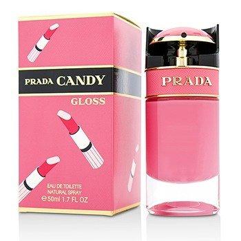 Prada Candy Gloss Eau De Toilette Spray  50ml/1.7oz