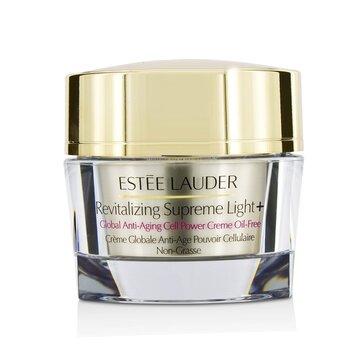 Estee Lauder Revitalizing Supreme light +Global Anti-Aging Cell Power Creme Oil-Free  50ml/1.7oz