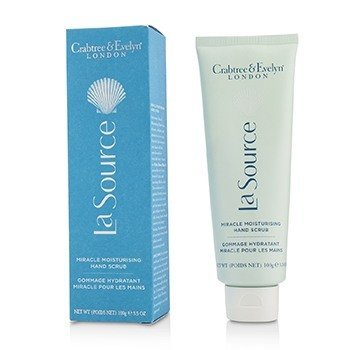 Crabtree & Evelyn La Source Miracle Moisturising Hand Scrub  100g/3.5oz