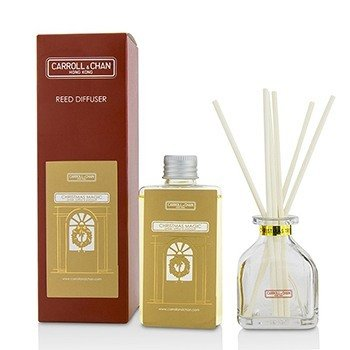 The Candle Company Reed Diffuser - Christmas Magic (Amber, Saffron & Patchouli)  100ml/3.38oz