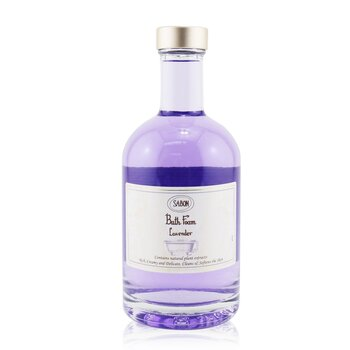 Sabon Bath Foam - Lavender  375ml/12.6oz