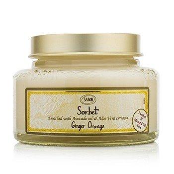 Sabon Sorbet Body Gel - Ginger Orange  200ml/7oz