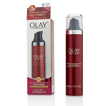 Olay Regenerist Micro Sculpting Cream With Suncreen SPF 30  50ml/1.7oz
