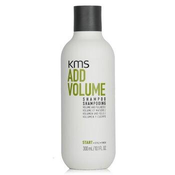 KMS California Add Volume Shampoo (Volume and Fullness)  300ml/10.1oz