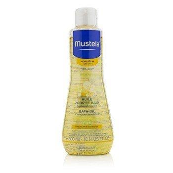 Mustela Bath Oil - Dry Skin  300ml/10.14oz