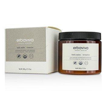 Erbaviva Breathe Bath Salt  566g/20oz