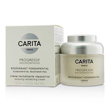 Carita Progressif Neomorphose Fundamental Regenerating Restoring Revitalizing Cream  50ml/1.8oz
