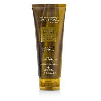 Alterna Bamboo Smooth Anti-Frizz PM Overnight Smoothing Treatment  150ml/5oz