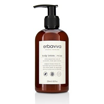Erbaviva Relax Body Lotion  235ml/8oz