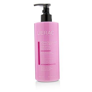 Lierac Demaquillant Confort Cream Cleansing Milk For Face & Eyes  400ml/14.2oz