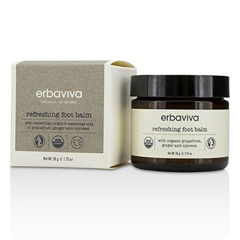 Erbaviva Refreshing Foot Balm  50g/1.75oz