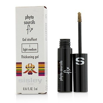 Sisley Phyto Sourcils Fix Thickening Gel - # 1 Light Medium  5ml/0.16oz