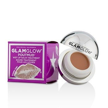 Glamglow PoutMud Sheer Tint Wet Lip Balm Treatment - Birthday Suit  7g/0.24oz