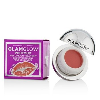 Glamglow PoutMud Sheer Tint Wet Lip Balm Treatment - Kiss & Tell  7g/0.24oz