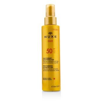 Nuxe Nuxe Sun Melting Spray High Protection SPF 50  150ml/5oz