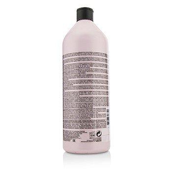 Diamond Oil Glow Dry Gloss Shampoo (For Shine Enhancing Blow Dry)  1000ml/33.8oz