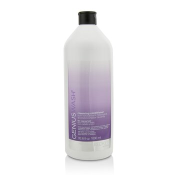 Redken Genius Wash Cleansing Conditioner (For Coarse Hair)  1000ml/33.8oz