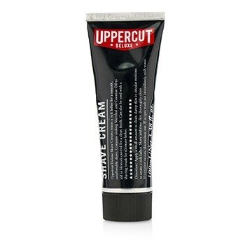 Uppercut Deluxe  Shave Cream (Exp. Date: 05/2018)  100ml/3.38oz