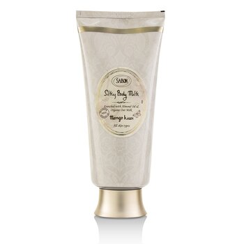 Sabon Silky Body Milk - Mango Kiwi  200ml/7oz