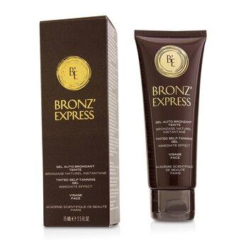 Academie Bronz' Express Face Tinted Self-Tanning Gel  75ml/2.5oz