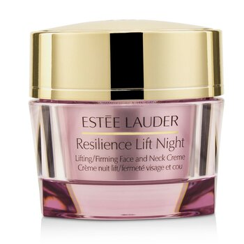 Estee Lauder Resilience Lift Night Lifting/ Firming Face & Neck Creme - For All Skin Types  50ml/1.7oz