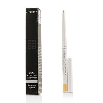 Givenchy Khol Couture Waterproof Retractable Eyeliner - # 07 Light Gold  0.3g/0.01oz