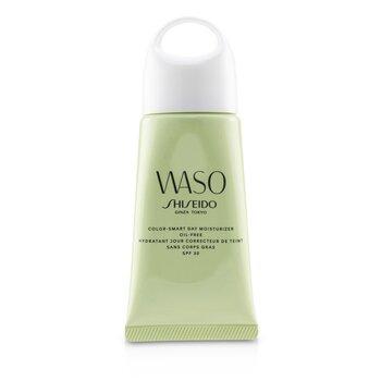 Shiseido Waso Color-Smart Day Moisturizer Oil-Free SPF 30  50ml/1.9oz