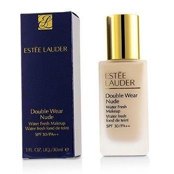 Estee Lauder Double Wear Nude Water Fresh Makeup SPF 30 - # 1N0 Porcelain  30ml/1oz