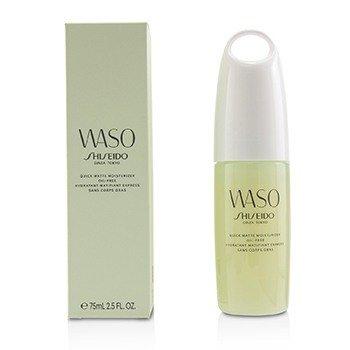 Shiseido Waso Quick Matte Moisturizer Oil-Free  75ml/2.5oz