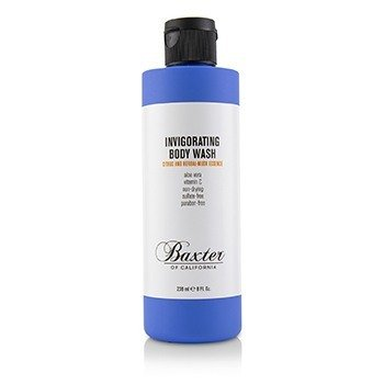 Baxter Of California Invigorating Body Wash - Citrus And Herbal-Musk Essence  236ml/8oz